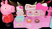 <B>小猪</B><B>佩奇</B>甜品制作体验